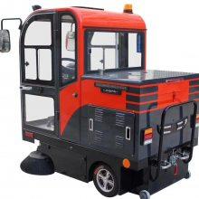 厂家直销驾驶式电动扫地车道路车间扫地机物业景区新能源道路清扫车