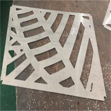 德普龙花型雕刻镂空铝板_造型门头镂空铝板生产基地