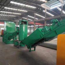 上海塑料颗粒再生机械 环保回收塑料薄膜造粒机 双螺杆塑料造粒机