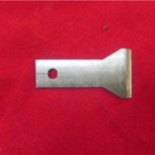 异形刀片,锯齿弧形月牙长条圆切刀,切纸橡胶切捆条布,可定制铭鸿刀片