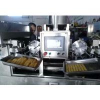 蛋卷机-普鲁森全自动仿手工肉松蛋卷机厂家PLS-10