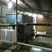 陕西安康养猪场养殖一体化污水处理设备-竹源