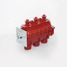 FLRN36-12D进线 SF6环网机柜弹簧手动电动机构 负荷开关分合