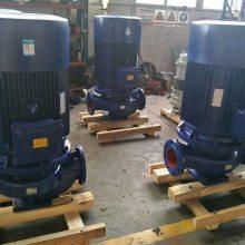 不锈钢离心泵 IHG50-125A 1.1KW 304材质 重庆涪陵众度泵业