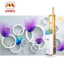 保定3d墙体喷绘机-北京优中优-3d墙体喷绘机公司