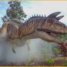 仿真恐龙出租自贡市锦宏科技