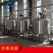 1500L糖化三器 精酿啤酒设备 精酿啤酒厂配套设备 酿酒设备配套