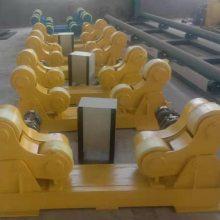 重型焊接滚轮架_可调式焊接滚轮架_威鼎可行走滚轮架定制