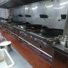 广州酒店餐馆饭店酒楼学校整套厨房设备生产厂家批发安装服务