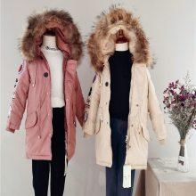 广州儿童装折扣库存尾货批发 儿童休闲棉衣库存批发市场在哪里有?