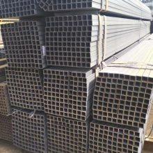 云南方管厂家 昆明方矩管方通镀锌管材Q235B 大小口径规格多样