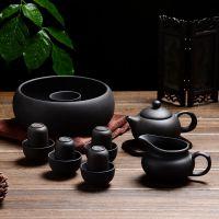 功夫高档紫砂茶具套装茶壶茶洗茶杯公道杯会销礼品赠品套装logo