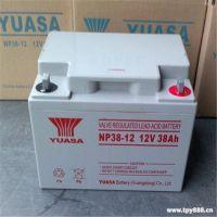 广东汤浅NP100-12蓄电池12V-100AH免维护铅酸蓄电池报价