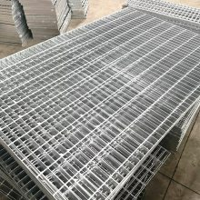 国帆不锈钢格板盖板 不锈钢栅板 电厂不锈钢插接格板