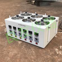 廠家供應DF-606SB六孔磁力攪拌油浴鍋