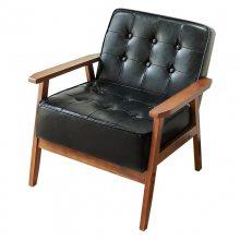 广州工厂定做时尚餐厅沙发座椅