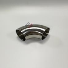 A级不锈钢弯头,304光面弯头,佛山食品机械用不锈钢弯头