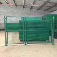 车间护栏网防护网 仓库隔离网 厂家直销浸塑围栏网
