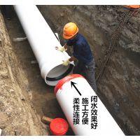 江苏PVC实壁排污管 专业生产大口径排污管厂家直销