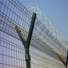 刀片刺绳护栏网 围栏绳 刺铁线