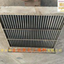 波纹板分离器 不锈钢、塑料折流板除雾器 焦化脱硫百叶窗型分离器