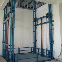 北京市升高6米室内液压式送货电梯的价格?