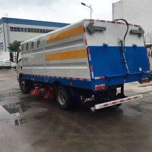 东风国五多利卡扫8方路车--扫路车价格--扫路车厂家