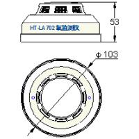 HT-LA702氧监测仪