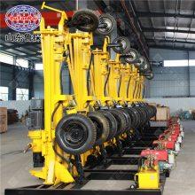供应鲁探KQZ-200D气动水井钻机民用水文地质水井钻机
