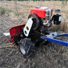 高杆作物收割机 柳条麻杆收割机 皇竹草割倒机 圣通