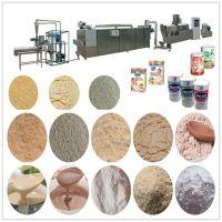 山西代饭营养粉生产设备小型速溶五谷米粉加工流水线机器厂家