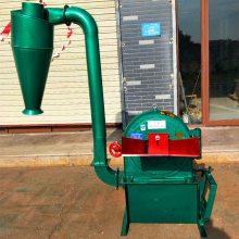 玉米小麦大米磨粉机豆粕玉米专用自吸粉碎机河南全麦加工粉碎机