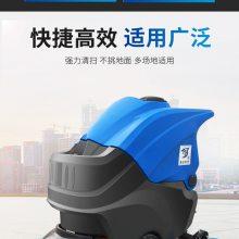 学校手推式洗地机-手推式洗地机-集合达(查看)
