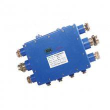 JHH-3矿用接线盒 云南曲靖电路用本安型接线盒 电路接线盒JHH-6A