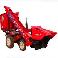 大型玉米收割机 背负式玉米联合收获机 自走式玉米收获机