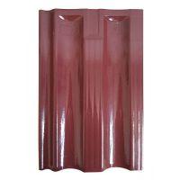 久龙陶瓷屋面瓦、全瓷瓦、釉面瓦、全瓷欧式连锁瓦-厂家直销-高温烧制、超强抗冻