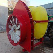 热销旭阳风送式打药机 拖拉机带大型弥雾机 果园用打药机