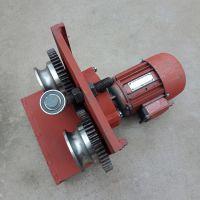 专业生产 3T电动跑车 主动被动葫芦跑车 质优价廉