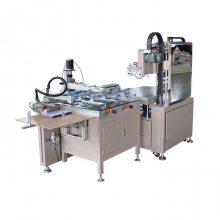 厂家直销自动上料吸附平面丝印机
