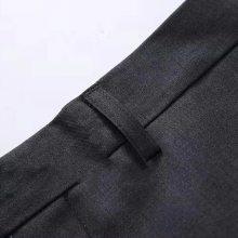 供应制衣厂办公室量身衬衫套装工厂直销春夏薄款时尚修身商务休闲裤西裤