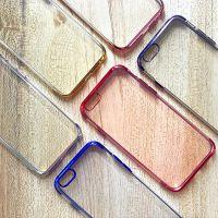 厂家新款小米8系列三段式电镀手机壳红米透明防摔TPU全包软套
