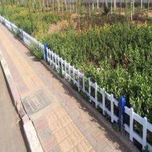 久卓供应 绿化花草小栏杆 厂家定制 pvc塑钢花草护栏
