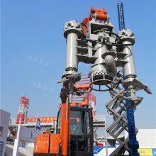 市政河道清淤工程 泥浆输送泵,煤泥池清理煤泥抽取泵