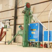 肥料颗粒斗式提升机 8米高斗式提升机 粮食入灌斗式提升机qk