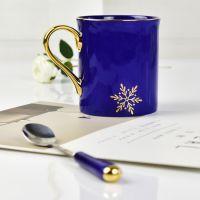 维奥多厂家批发创意陶瓷彩色杯 骨质瓷彩色杯子 加logo礼品定制