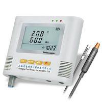 上海发泰高温温湿度计记录仪L95-2H,智能温湿度数据自动记录仪