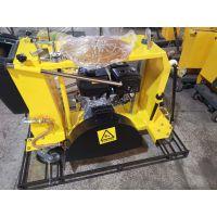 专业马路切割机 路面切割机 切割机价格 新型下水道井盖切割机