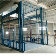 2层钢平台专用2/3吨液压升降货梯报价