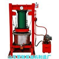 湖南茶籽家用小型便携式榨油机 常宁市多功能榨油机械一套多钱