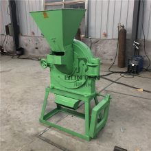 新型自吸式齿爪式粉碎机 玉米五谷杂粮磨粉机厂家